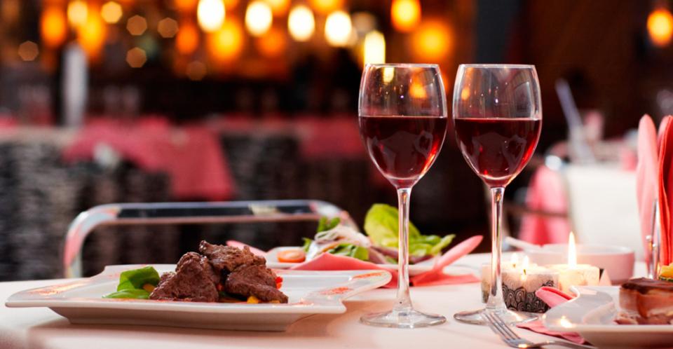 verre de vin rosé