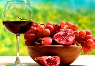 Rouge fruité à déguster